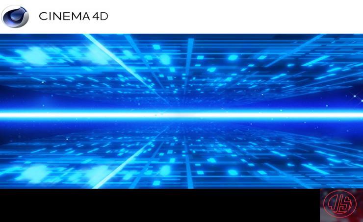 loop素材をCinema4dで作ってみよう